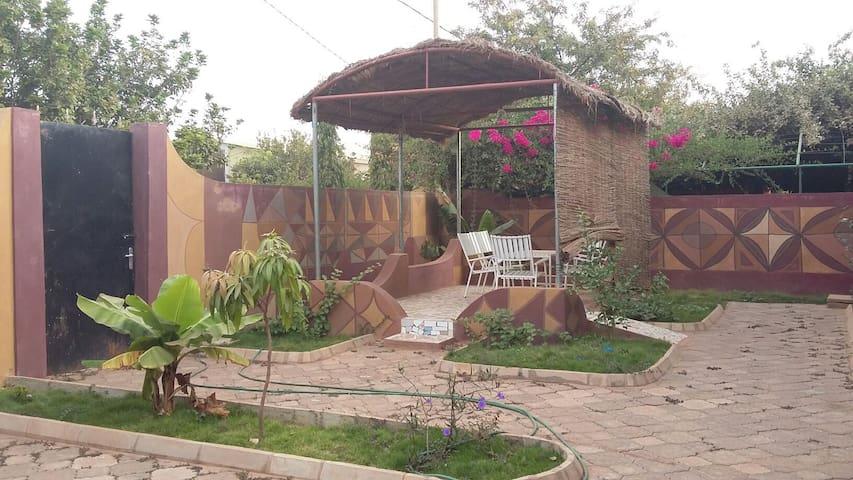 """Villa """"Yankady"""" - Ouagadougou - House"""