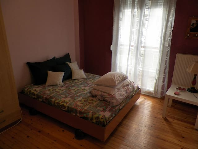 apartment near the train station - 테살로니키(Thessaloniki)