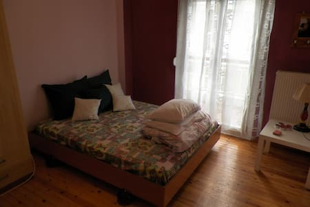 apartment near the train station - Selanik - Daire
