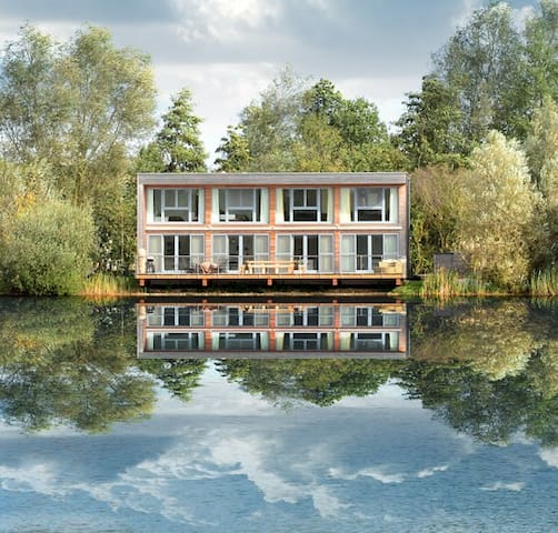 Swan Lodge at Lakes by Yoo/ 8 adults + 2 kids/spa - Gloucestershire - Dom