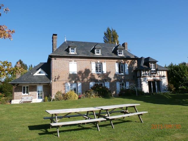 "Chambres en bord de seine ""Une Parenthèse"" - Yville-sur-Seine - ที่พักพร้อมอาหารเช้า"