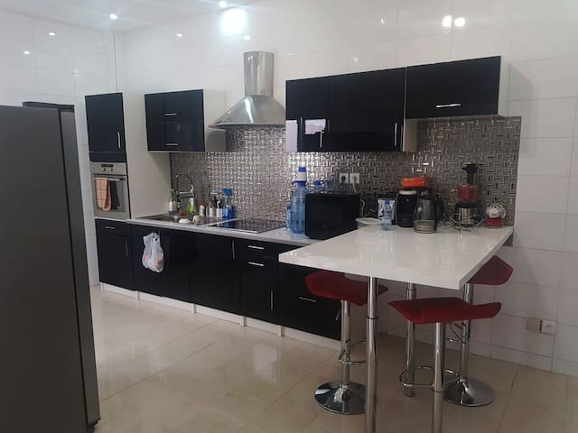 Appartement spacieux & fonctionnel-Ngor Almadies