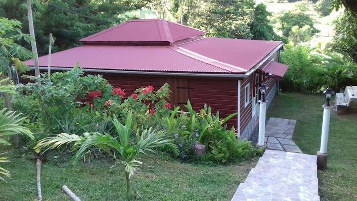 Petite maison dans un coin de paradis
