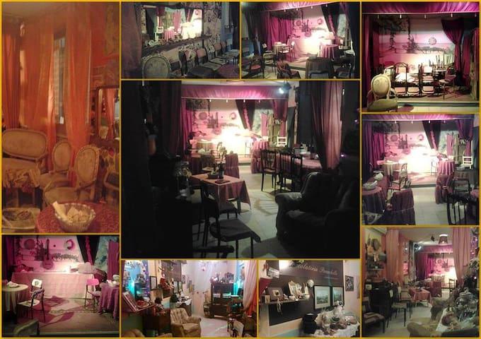 il teatrino di Perzechella - Napoli - Loft