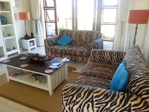 Stylish Apartment in Quiet, Scenic Security Estate