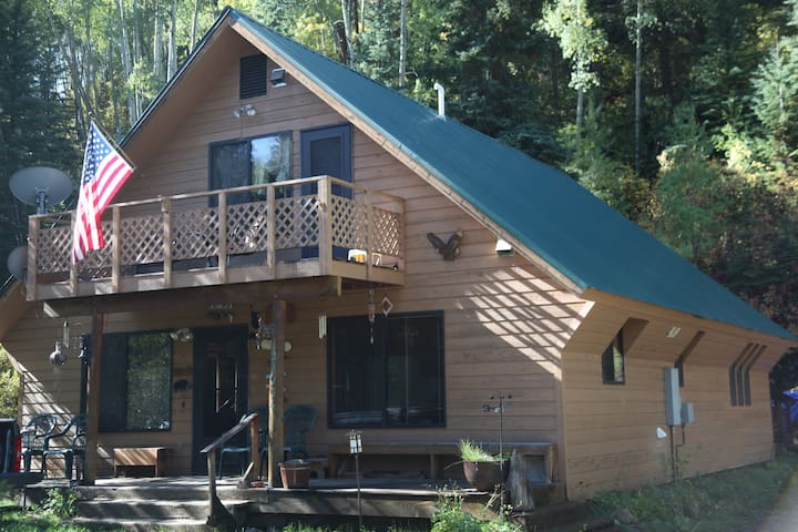 Neal Cabin on the Fryingpan River - Meredith - Chalet