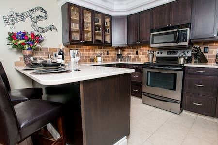 Broadway Themed Private Suite - Edmonton - Wohnung