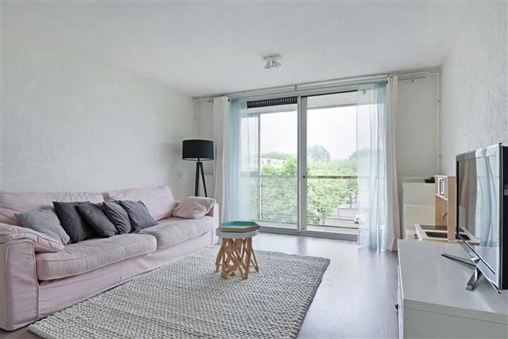 3 ROOMappartement @ Buikslotermeerplein North - Ámsterdam - Apto. en complejo residencial