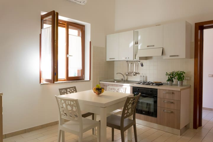 Apartment in south of Italy