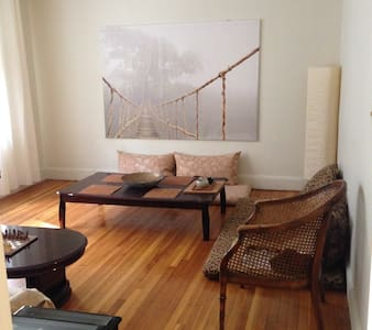 Quiet/safe/steps to T /2 bed/2bath - Brookline