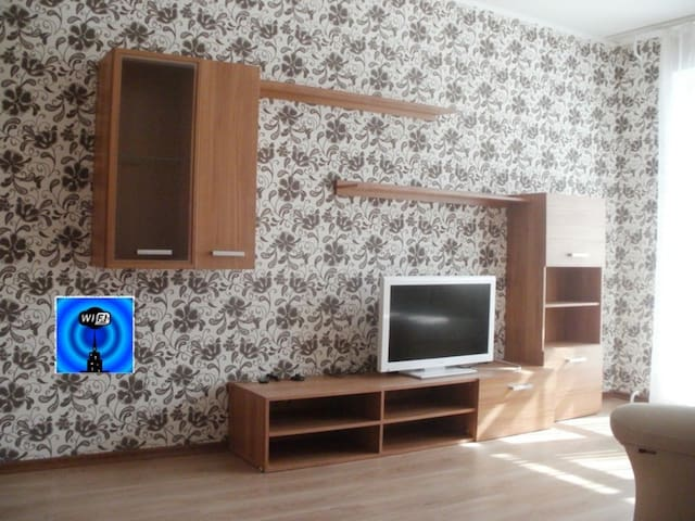 2 rooms apartment in Gomel - Homieĺ - Lejlighed
