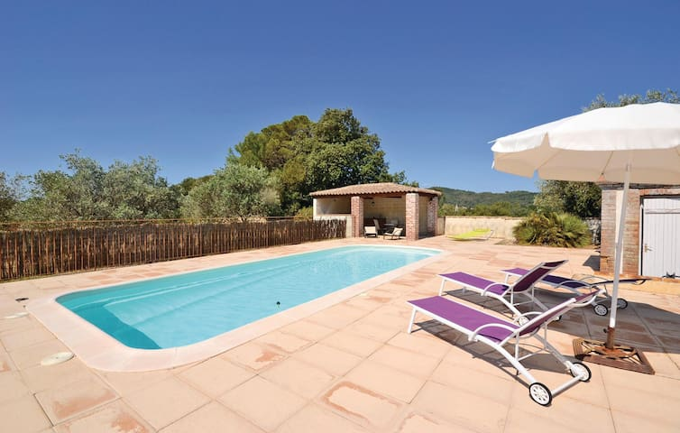 Holiday apartment with 1 bedroom on 45 m² in Saint Ambroix