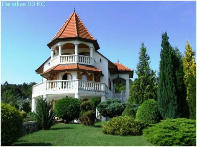 Balatonpanorama P&P - Cserszegtomaj - Casa de campo