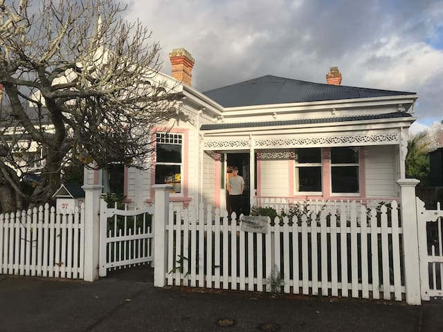 Beautiful Ponsonby villa