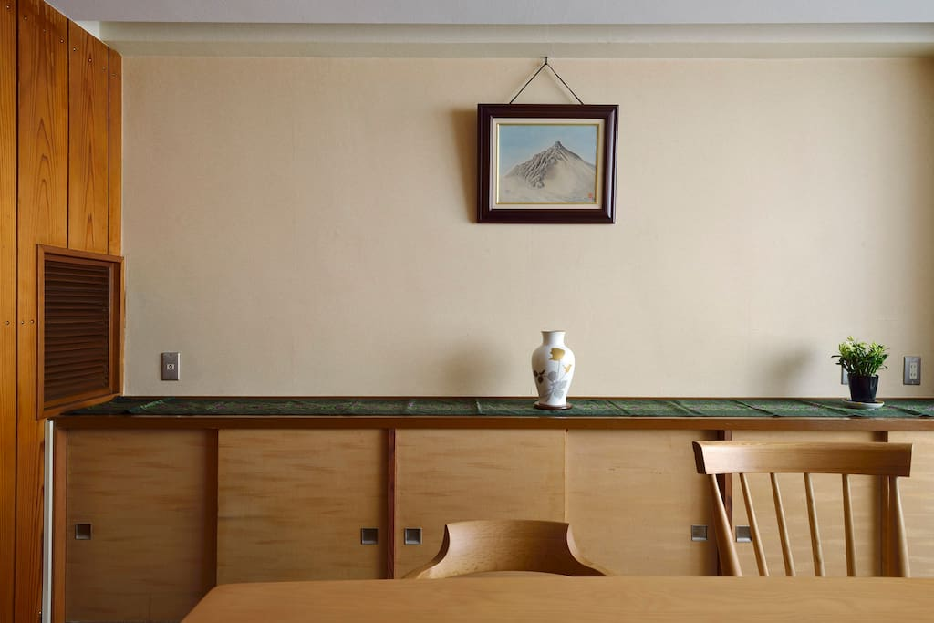 【TOKYO】Fuji Room/Lounge room/can be used as a separated bedroom