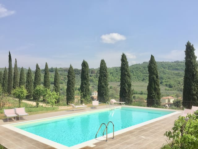 EXCLUSIVE RESIDENCE CLOSE TO VERONA