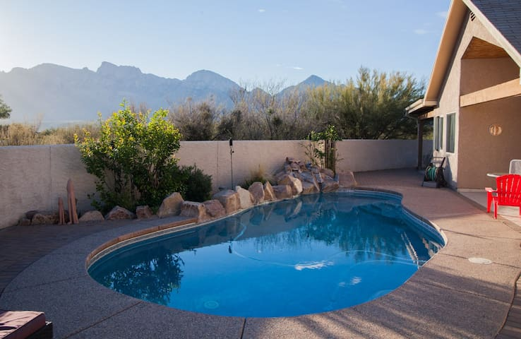 Welcome to Piazza Rocca in Oro Valley. - Tucson - Casa