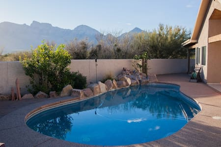 Welcome to Piazza Rocca in Oro Valley. - Tucson - Haus