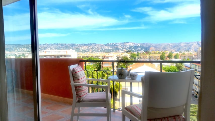 1 Bedroom apartment by beach - Platja de l'Arenal - Huoneisto
