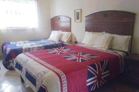 Confortable departamento en San Juan de los Lagos.