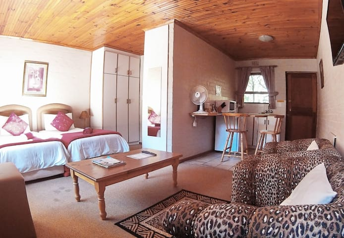 Durbanville Guest House - Room 1 - Cape Town - Bed & Breakfast