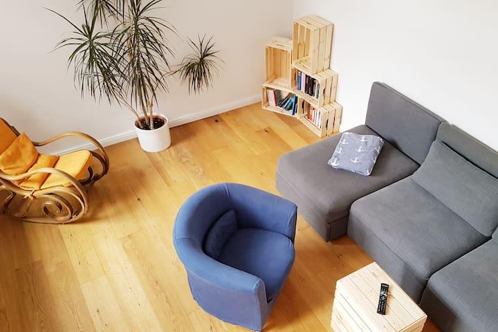 Zentral gelegene 2-Zimmer-Wohnung in Bremen-Gete