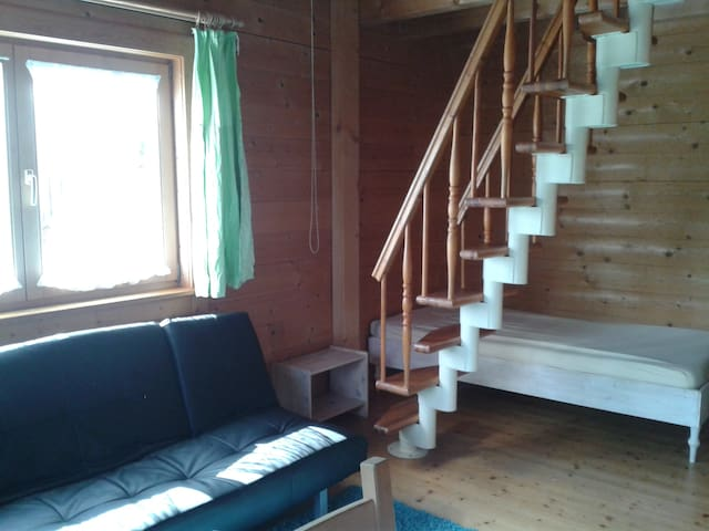 Möbliertes Zimmer nahe S-Bahn zu vermieten - Otterfing - Casa