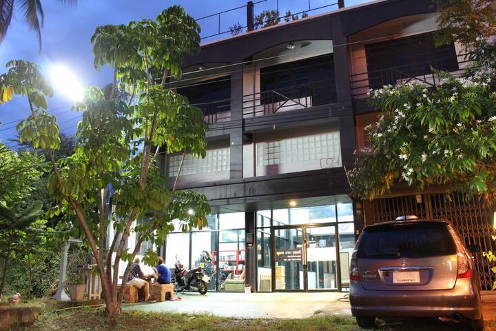 Mayom Hostel Phetchaburi - Phetchaburi - House
