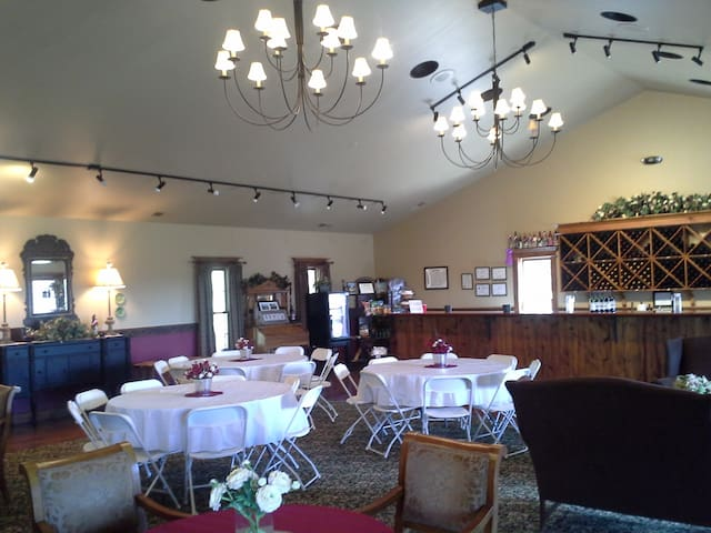 Stony Knoll Events Room
