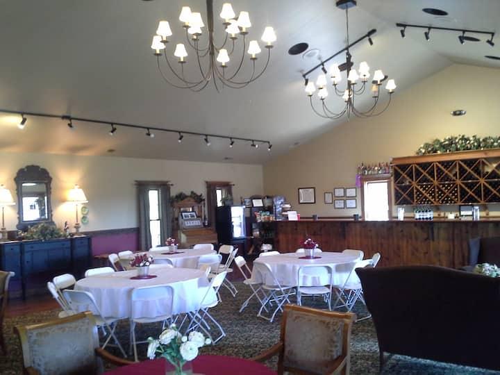 Stony Knoll Events Room
