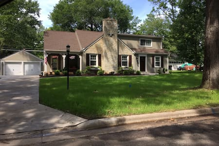 Renovated cottage in Wauwatosa, family friendly! - Wauwatosa - Huis