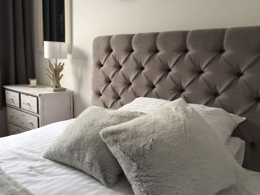 Luxury soft furnishings