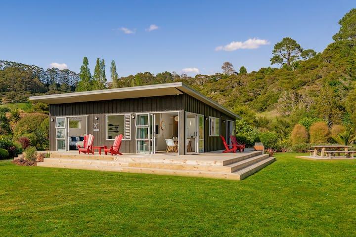Flaxmill Bay Holiday House - Settlers