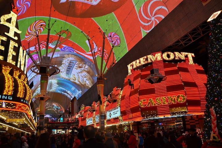 Fremont Hotel & Casino Downtown Las Vegas