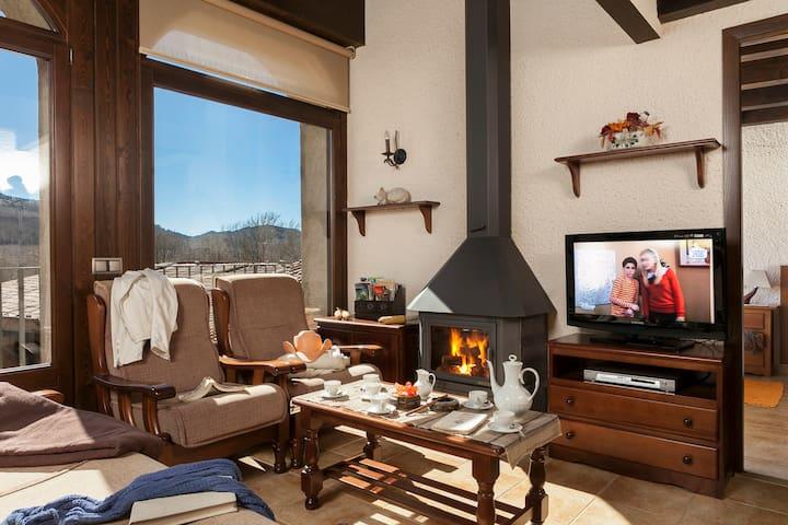 Casa rural con encanto. - Sant Joan de les Abadesses - House