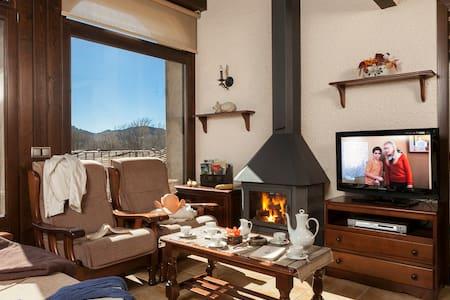 Casa rural con encanto. - Sant Joan de les Abadesses - Casa