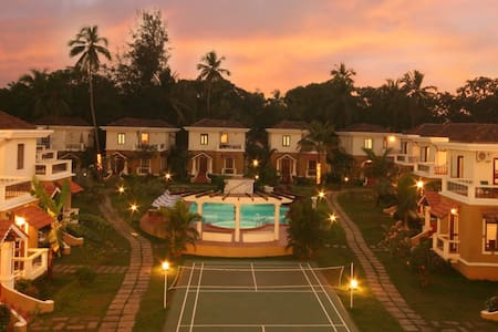 Nirvana 3 BH Villa at Guirim, Goa - Guirim