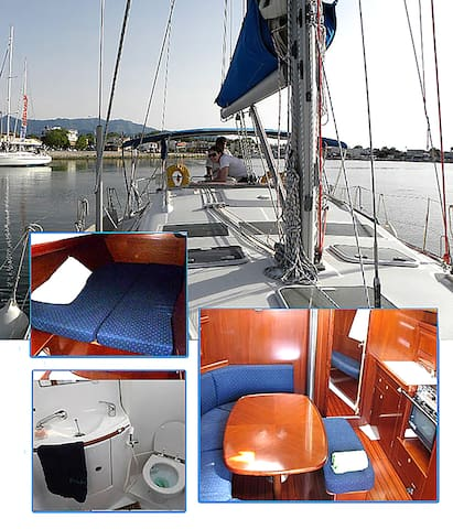 BENETEAU 39.3 AIOLIAN TWO B&B