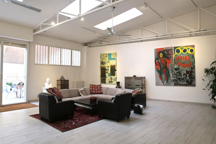 L'Atelier - Loft de 277m²  Center of Cannes