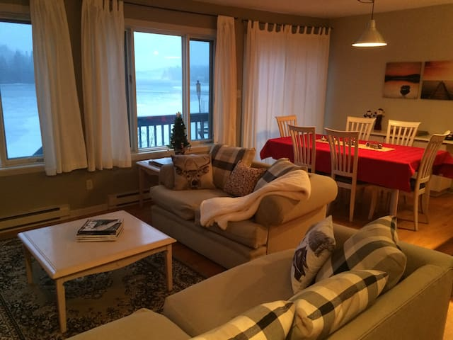 Superbes vacances d'hiver au chalet!Winter cottage - Saint-Adolphe-d'Howard - Chalet