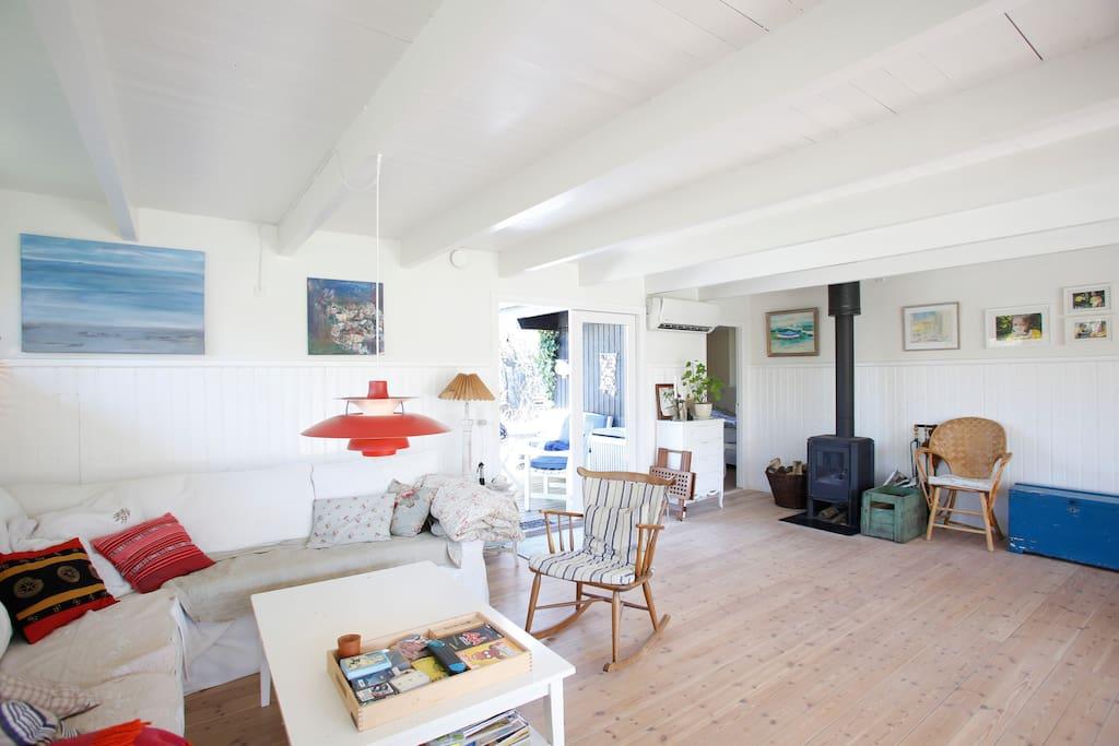 The big livingroom