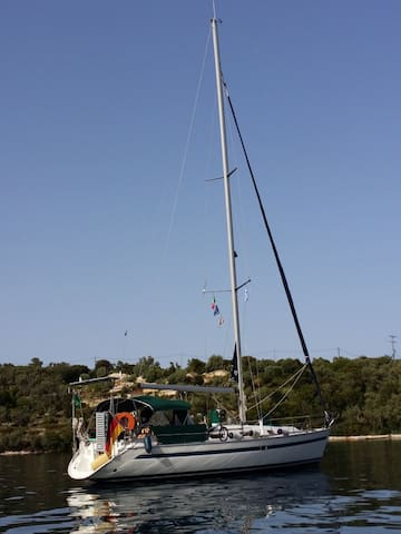 Segeln auf einer Privatyacht im Dodekanes - Rhodes - Boat