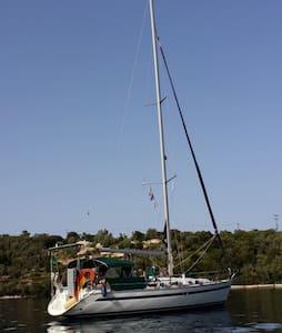 Segeln auf einer Privatyacht im Dodekanes - โรดส์ - เรือ