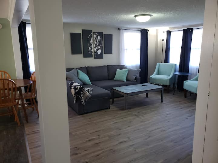 The Green Room Apartment