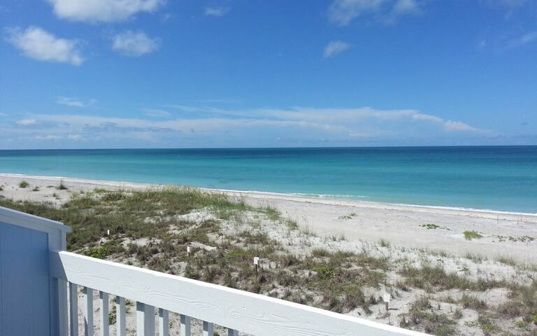 Gulf Front Pet Friendly Beach Home! Island Living! - Placida - 連棟房屋