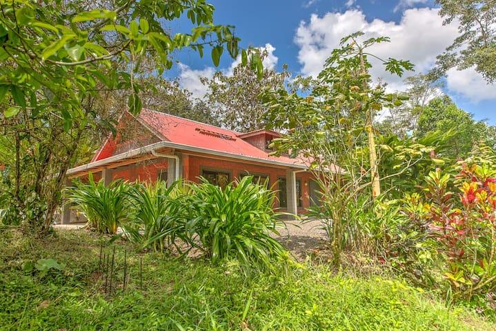 Come and Taste the Real Costa Rica! - La Fortuna - House