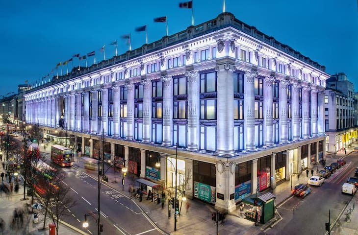 Lovely Flat close to Oxford Street & Regent Street