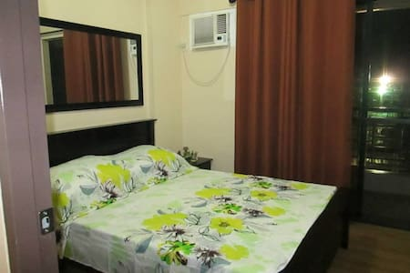 TheRedwoods 2bedroom condo unit for rent - Ciutat Quezon