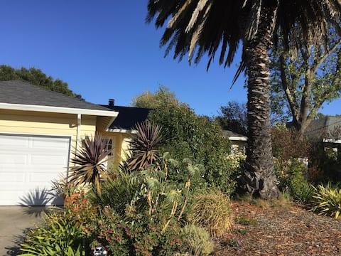 Marin Paradise Palmhouse