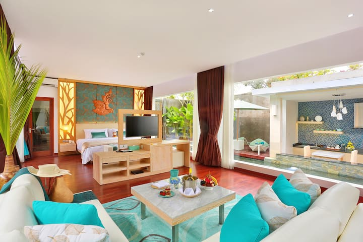 Monthly Discount 1 Bedroom Private Pool Villa
